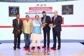 """Pharma API  Major Enaltec Labs Debuts New Year with passion as it bags the prestigious """"India's Most Valuable API Manufacturing Company 2017"""" at Pharma Leaders Power Brand Awards 2017"""
