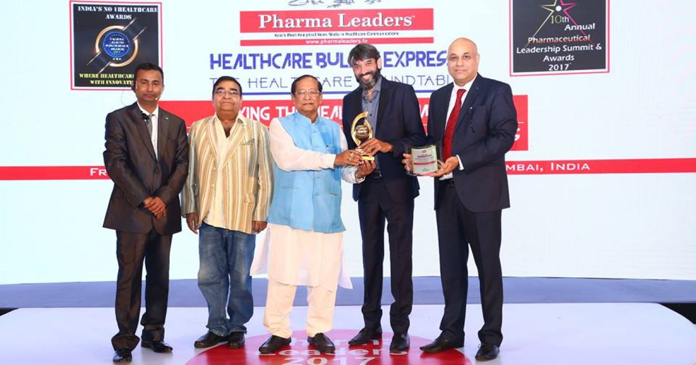 "Pharma API  Major Enaltec Labs Debuts New Year with passion as it bags the prestigious ""India's Most Valuable API Manufacturing Company 2017"" at Pharma Leaders Power Brand Awards 2017"