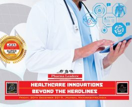 Innovations in the Indian Pharma Sector – The pitch for innovating