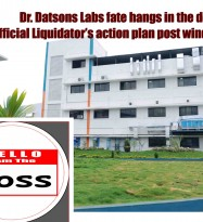 Dr. Datsons Labs fate hangs in the decision of Official Liquidator's action plan post winding up