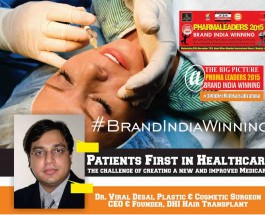 "Noted Plastic & Cosmetic Surgeon Dr. Viral Desai to address on ""Patients First in Healthcare : the challenge of creating a new and improved Medicare"""