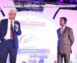 Public-Private Partnership & Citizens Participation are key to  the development of a successful Smart City Project In India – Datamatics Chief Dr. Lalit Surajmal Kanodia