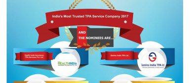 India's Most Trusted TPA Service Company 2017 Nominees