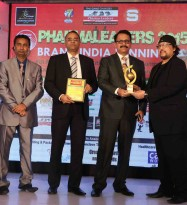 "Koye Pharmaceuticals debuts at Pharma Leaders Power Brand Awards 2015, bags ""Emerging Company of the Year 2015″"