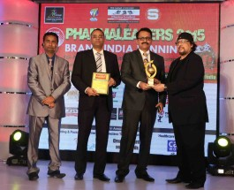 "Koye Pharmaceuticals debuts at Pharma Leaders Power Brand Awards 2015, bags ""Emerging Company of the Year 2015"""