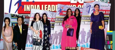 Top Entrepreneurs  in  Business & Iconic Stars in Cinema shined at India Leadership Conclave 2016 's ILC Power Brand Awards 2016