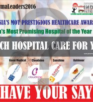 Sahyadri,Kovai,Cloudnine,Sunshine,Kohinoor,MaxCure Hospitals in tight race for prestigious India's Most Promising Hospital of the Year 2016 at Pharma Leaders 2016 Award