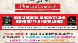 Pharma Leaders Power Brand Awards 2019 Nominees announced