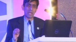 Padma Shri Dr Shashank Joshi addressing at Pharmaleaders 2014 Summit