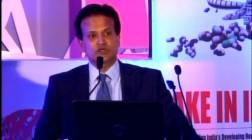 Dr. Sanjeev Kanoria of Advina Healthcare at Pharmaleaders Power Brand 2014