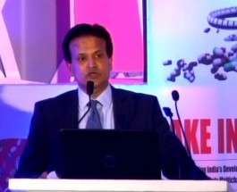 Dr. Sanjeev Kanoria of Advina Healthcare at Pharmaleaders Power Brand 2014