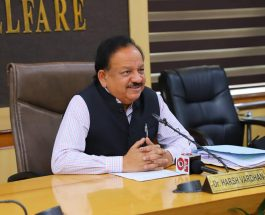 Union Minister Harsh Vardhan seeks strict action against people charging inflated prices for face masks