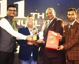 Eminent Orthopaedic Surgeon Dr Mayil V Natarajan is voted as Pharma Leaders Indian of the year – Orthopedics 2018 at Pharma Leaders 2018 Power Brand Awards 2018